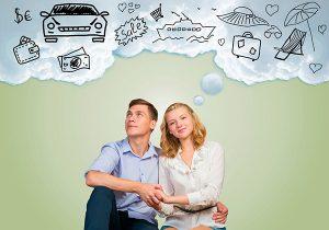 Универсальный кредит для молодой семьи